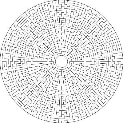 Klang der Nieren_Bild Labyrinth