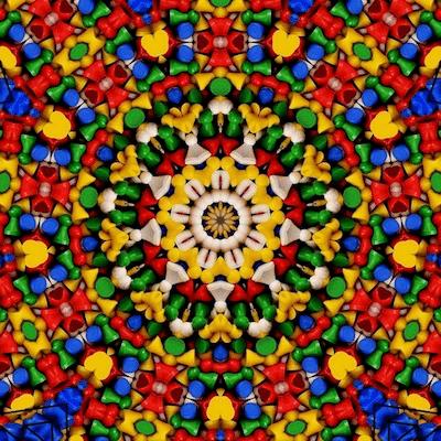 Das Heilgeheimnis_Bild Mandala bunt