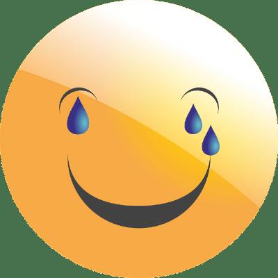 Erfahrungsbericht Selbstheilung Herzinfarkt_Freudetränen Emoji