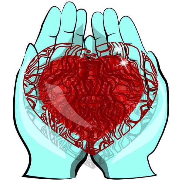 Erfahrungsbericht Selbstheilung nach Herzinfarkt_Herz in Händen