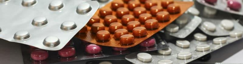 Erfahrungsbericht Selbstheilung nach Herzinfarkt_Tabletten-Blister